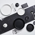 Iittala Teema dinerbord ø 26cm - zwart