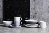 Iittala Teema bord ø 21cm - dotted grey