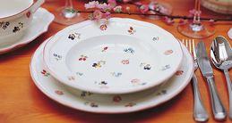 Villeroy & Boch Petite Fleur gebaksbord ø 17cm
