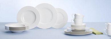 Villeroy & Boch Twist White diep bord ø 24cm