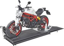 Elektrische motorheftafel 120 cm hoog 2