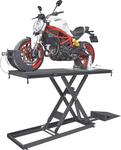Elektrische motorheftafel 120 cm hoog 1