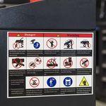 Auto schaarhefbrug - 230V 10