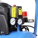 Compressor met set accessoires HLO 215/25 3
