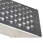 Aluminium rijplaat set van 2 - 250 cm 5