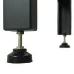 Werkbank roestvrijstaal gatenbord gereedschapswand PREMIUM 119 cm breed