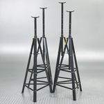 Datona assteunen hoog 2 ton - 4 stuks