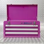 klep roze toolbox open 51101 pink