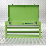 klep van groene toolbox open 51101 green