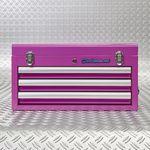 roze koffer 51101 pink