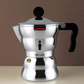 alessi percolator moka 6 kops kopen cookinglife. Black Bedroom Furniture Sets. Home Design Ideas