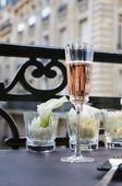 Cristal d'Arques champagneglas Macassar 17 cl sfeer