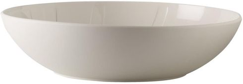 Villeroy Boch It's my Match schaal Wit Leaf