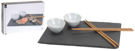 Sushi Set 7-Delig In Kleurendoos