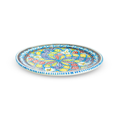 Dishes_Deco_Dinerbord_Turquoise_Blue1