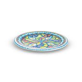 Dishes_Deco_Ontbijtbord_Turquoise_Blue_24_cm2
