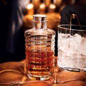 Cristal d'Arques karaf Architecte 0.9 liter sfeer