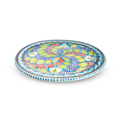 Dishes_Deco_Onderbord_Turquoise_Blue_33_cm1