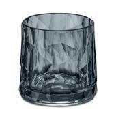 Koziol Glas Club No. 2 Transparant Grijs