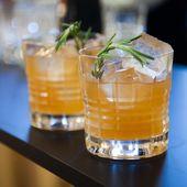 Cristal d'Arques whiskyglazen Architecte 32 cl - 4 stuks sfeer