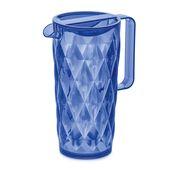 Koziol Schenkkan Crystal Transparant Blauw