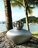 Lampe Berger brander Stone grijs sfeer