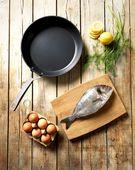 Le Creuset koekenpan Les Forgées Ø 26 cm sfeer