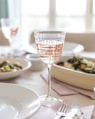 Cristal d'Arques champagneglas Iroko 17 cl sfeer