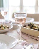 Cristal d'Arques rode wijnglas Iroko 35 cl sfeer
