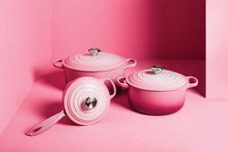 Le Creuset theepot ombre roze 1.3 liter sfeer