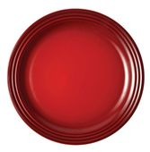Le Creuset dinerbord kersenrood Ø 27 cm