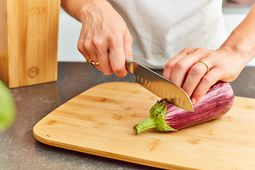 MasterChef Classic Rivet Santoku Knife Small 1