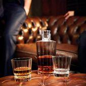 Cristal d'Arques whiskyglazen 32 cl - 2 stuks sfeer