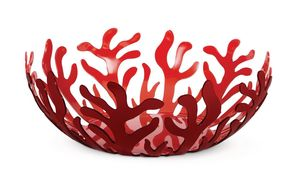 Alessi Schaal Mediterraneo Groot Rood ESI01-29