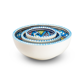 Dishes_Deco_Schaaltjes_Turquoise_Blue_Set_3_Delig