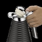 Alfi Thermoskan Achat Zwart 1 Liter