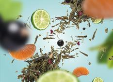 Lampe Berger navulling Delicate Tea 500 ml sfeer
