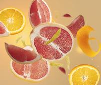 Lampe Berger navulling Grapefruit Passion 500 ml sfeer