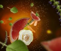 Maison Berger autoparfum Exquisite Sparkle sfeer