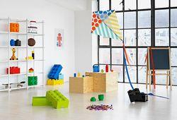 Lego_Opbergbox_Groot_Limoen_Groen