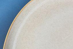 ASA Selection Pastabord Saisons Sand Ø 21 cm
