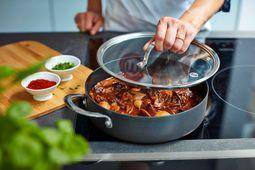 MasterChef Aluminium Cookware Shallow Casserole Beauty 2