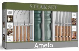 Amefa Steakset Pizza