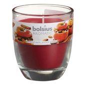 Bolsius geurkaars in glas Aromatic Baked Apple 120/100 mm