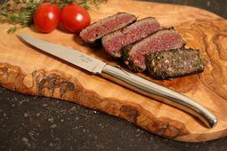 Jay Hill Steakmessen Laguiole RVS