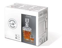 Bormioli Whisky Set Dedalo Verpakking