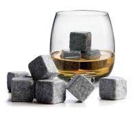 Villa whisky stenen - 8 stuks