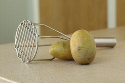 Cosy&Trendy Aardappelstamper rvs sfeer