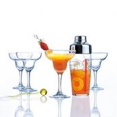 Luminarc cocktailset margarita sfeerfoto