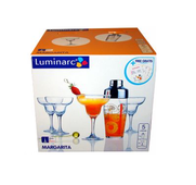 Luminarc cocktailset margarita doos